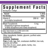 Bluebonnet Vitamin E 200 IU Mixed Tocopherols 100ct