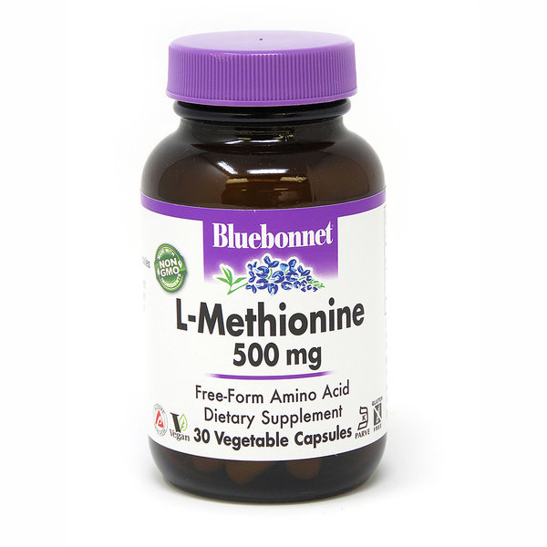 L-Methionine 500mg 30ct