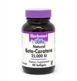 Bluebonnet BB Beta-Carotene 25,000IU 90ct
