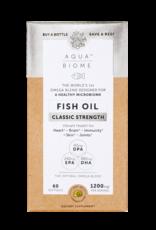 Enzymedica Enzymedica Aqua Biome Fish Oil Classic 1200mg 60ct