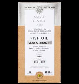 Enzymedica Aqua Biome Fish Oil Classic 1200mg 60ct