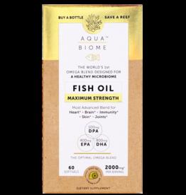 Enzymedica Aqua Biome Fish Oil Maximum 2000mg 60ct