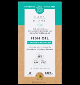 Enzymedica Aqua Biome Fish Oil Sport 1200mg 60ct