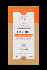 Enzymedica Enzymedica Aqua Biome Fish Oil Meriva 1200mg 60ct