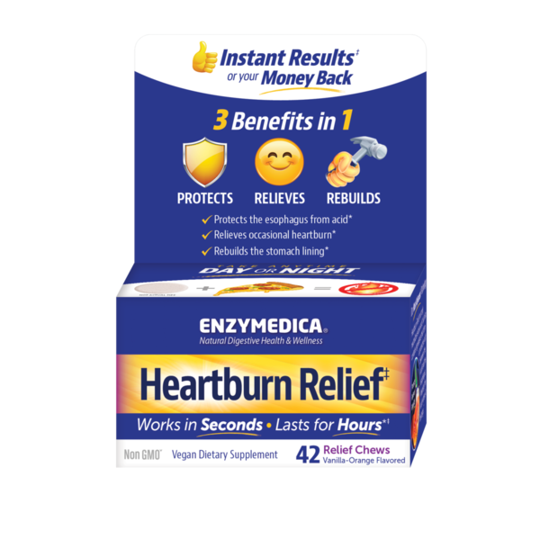 Heartburn Relief 42ct
