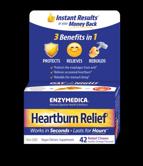 Enzymedica Enzymedica Heartburn Relief 42ct