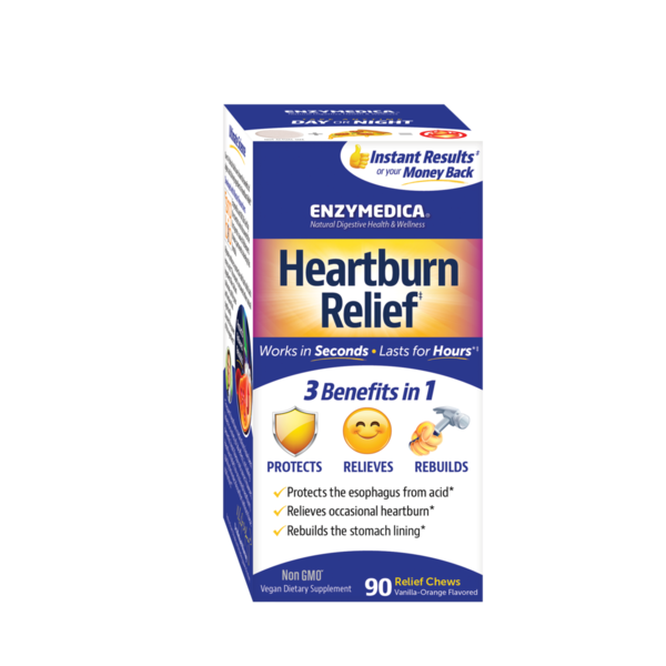 Heartburn Relief 90ct