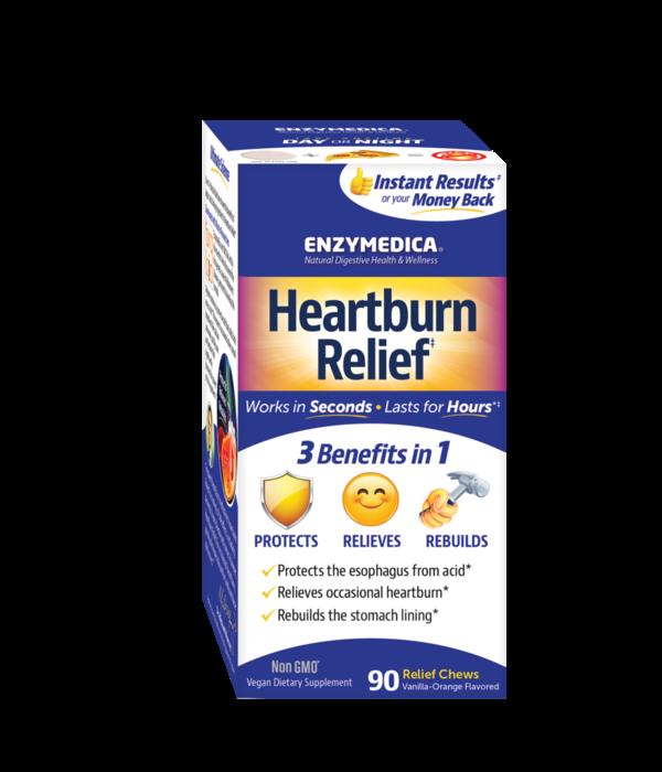 Enzymedica Enzymed Heartburn Relief 90ct