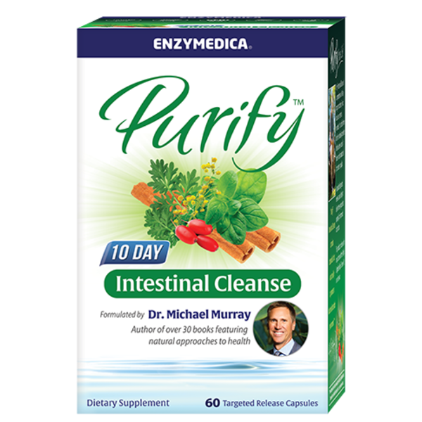 Purify Intestinal Cleanse 60ct