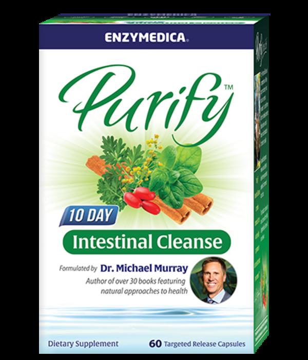 Enzymedica Enzymedica Purify Intestinal Cleanse 60ct