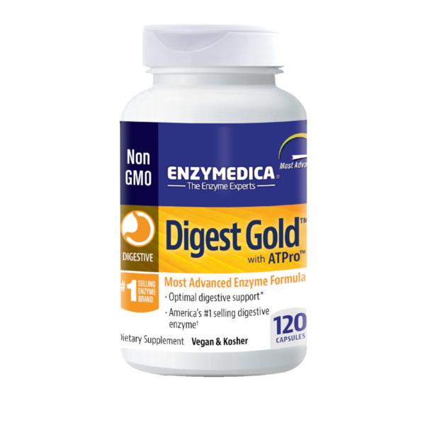 Digest Gold 120 ct