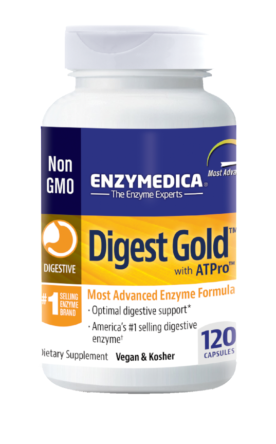 Enzymedica Enzymedica Digest Gold 120 ct
