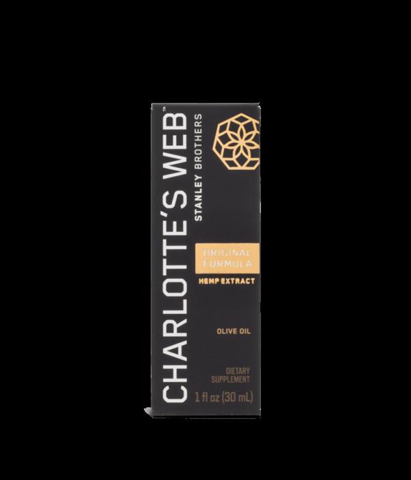 Charlotte's Web Charlotte's Web 50mg (Original) Olive Oil 1oz