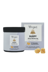 Winged Winged CBD Sleepy 10mg Gummies 21ct