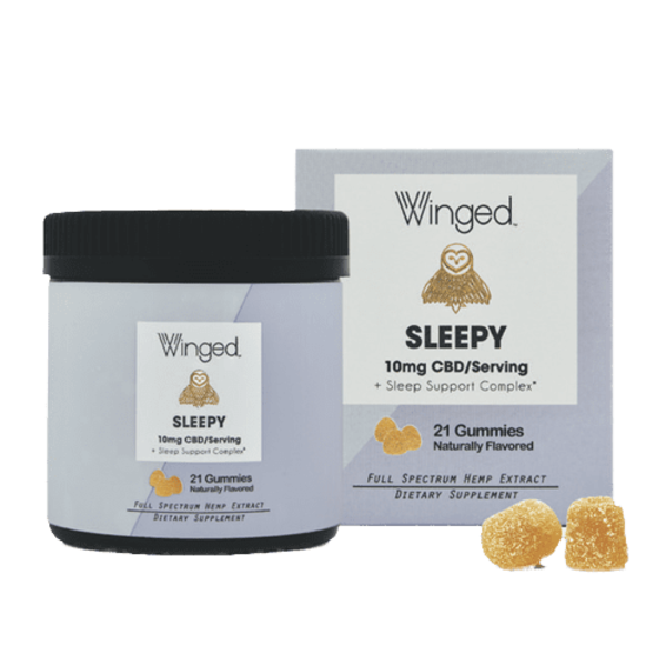 CBD Sleep 10mg Gummies 21ct