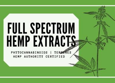Hemp Extracts
