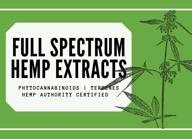 Hemp Extract Category