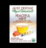 Host Defense Peaceful Mint Tea
