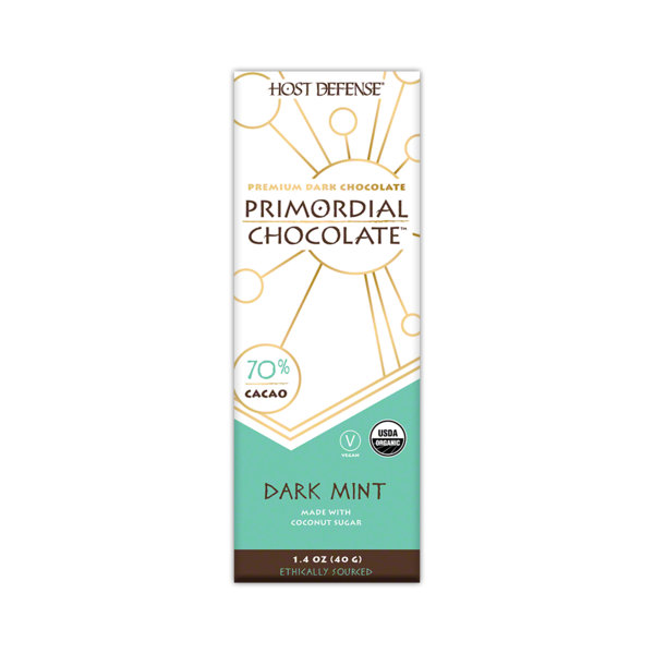 Host Defense Primordial Dark Mint Chocolate - 9