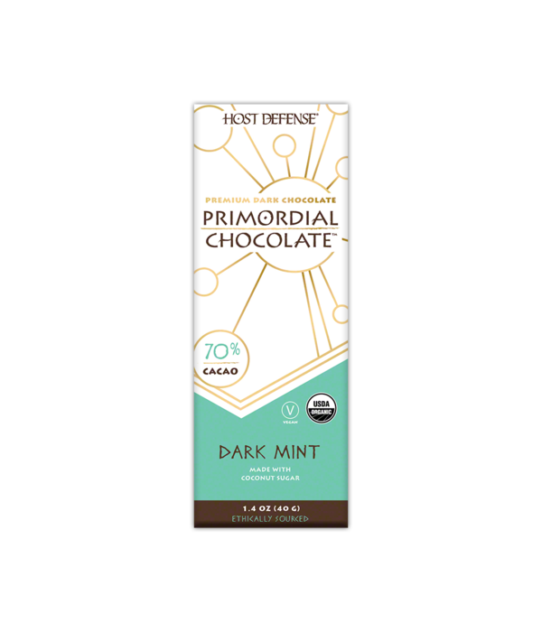 Host Defense Primordial Dark Mint Chocolate - 9
