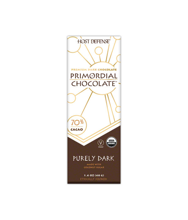 Host Defense Primordial Purely Dark Chocolate - 9