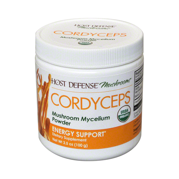 Host Defense Powder Cordyceps 100g