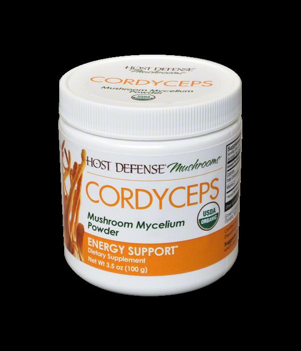 Host Defense HD Cordyceps Powder 100g