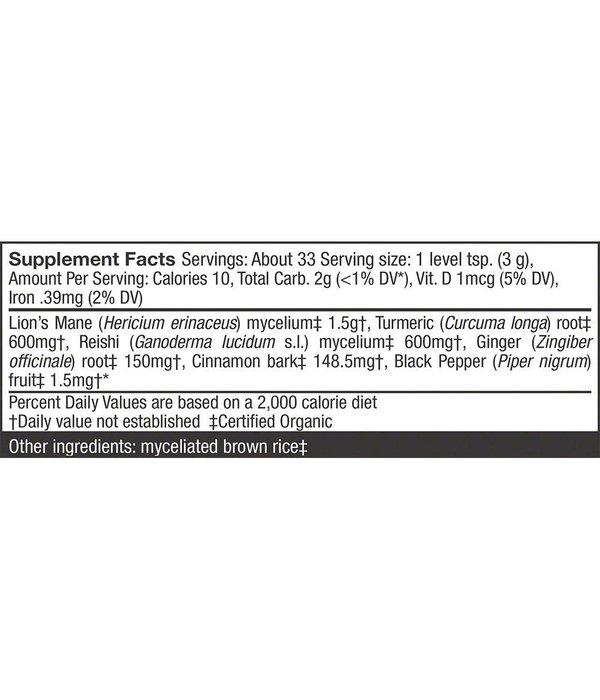 Host Defense HD Brain & Body 100g