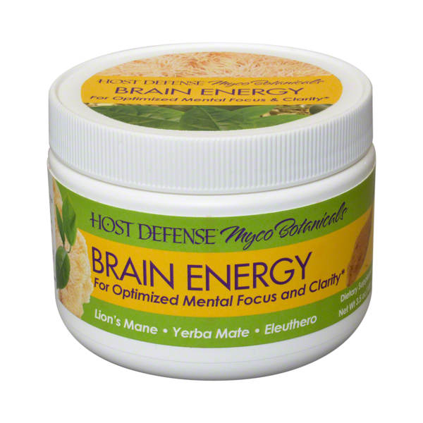 Host Defense Powder Brain Energy 100g
