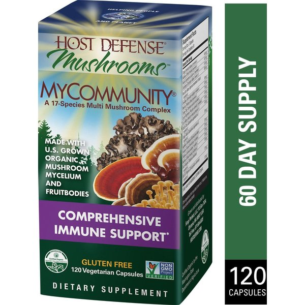 MyCommunity Immune Support 120 ct