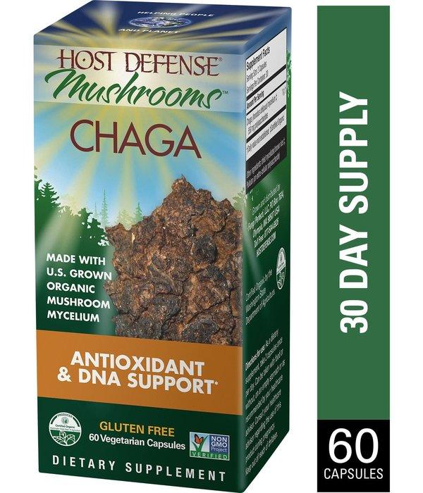 Host Defense Chaga 60ct