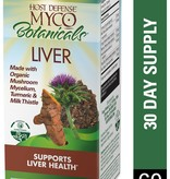 Host Defense MycoBotanicals Liver 60 ct