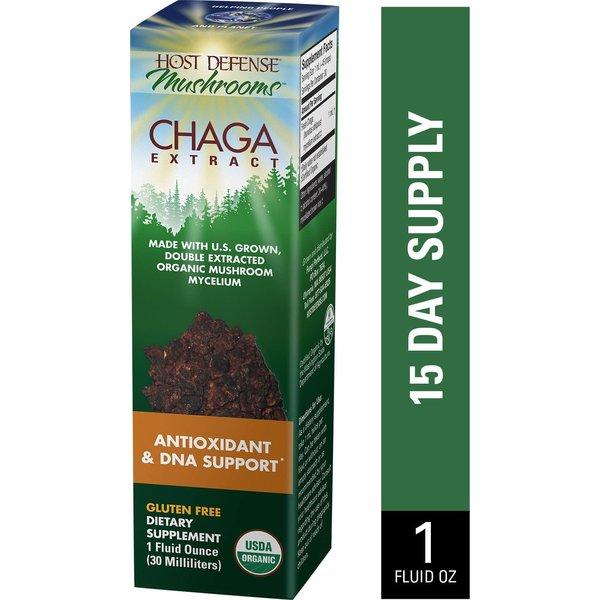 Chaga Extract 1oz