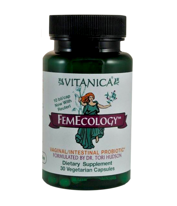 Vitanica FemEcology Probiotic 30 ct