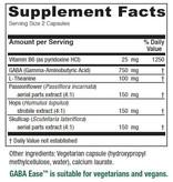 Vitanica GABA Ease 60ct