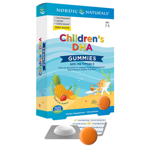 Children's DHA Gummies 600mg 30ct