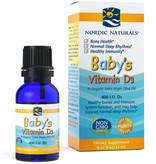 Nordic Naturals Nordic Baby's Vitamin D3 .37oz