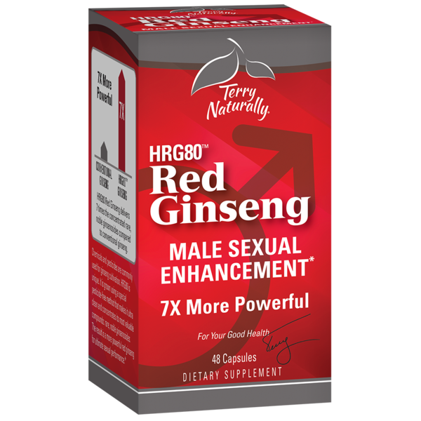 Red Ginseng Male Sexual Enhancement 48ct