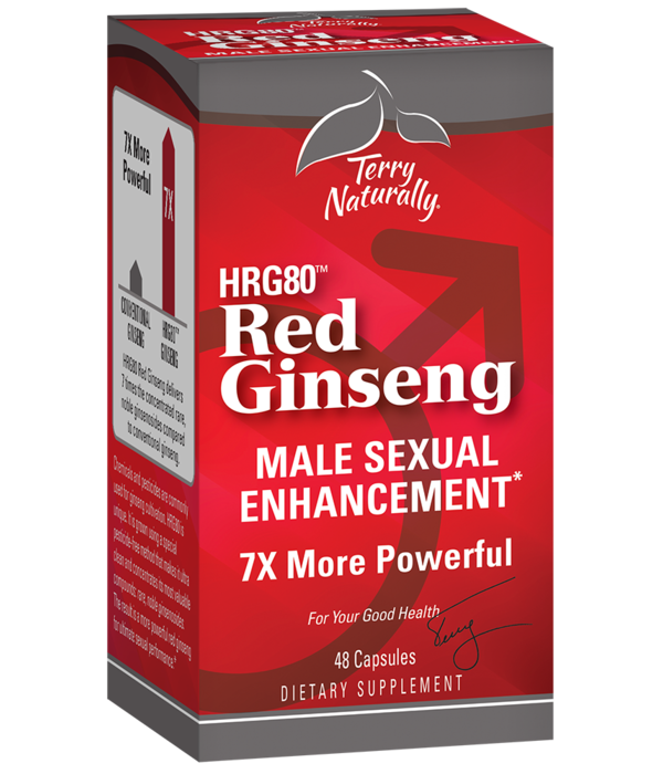 Europharma TN Red Ginseng Male 48ct