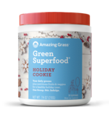 Green Superfood Holiday Cookie 30 Serving