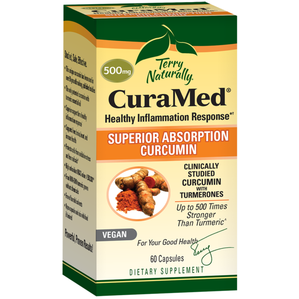 Curamed 500mg 60ct