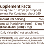 PlusCBD PlusCBD Gold Peppermint 1500mg 2oz