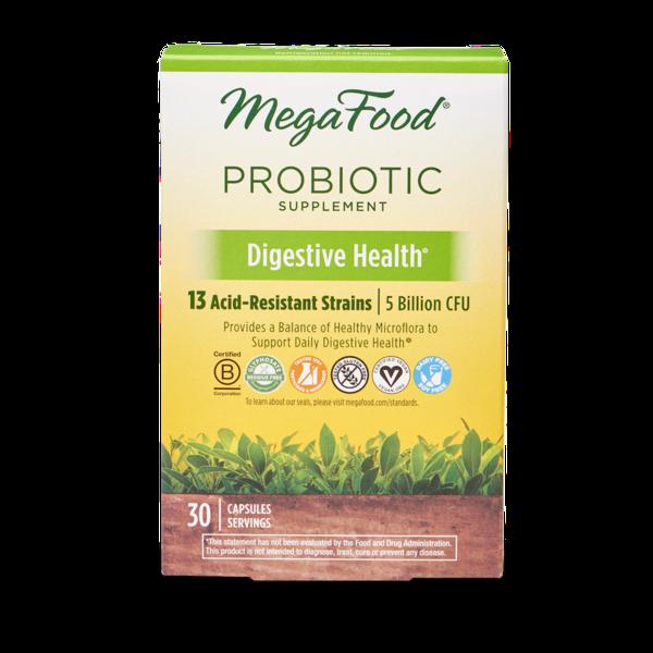 Shelf Stable Probiotic Digestive Health