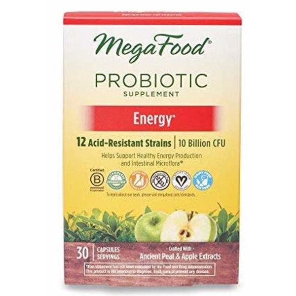 Shelf Stable Probiotic Energy