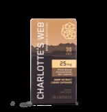 Charlotte's Web Charlotte's Web 25mg Liquid Capsules 30ct