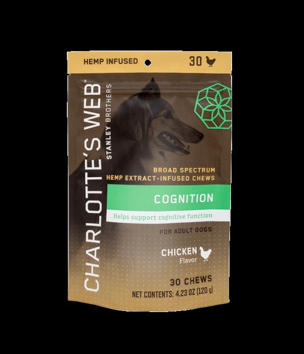 Charlotte's Web Charlotte's Web Canine Cognition Chew 30ct