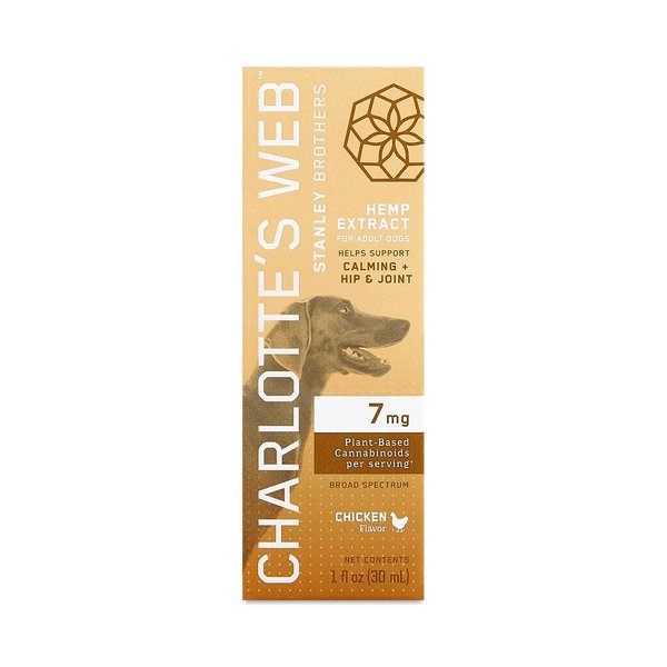 Canine Drops 7mg Chicken 30ml