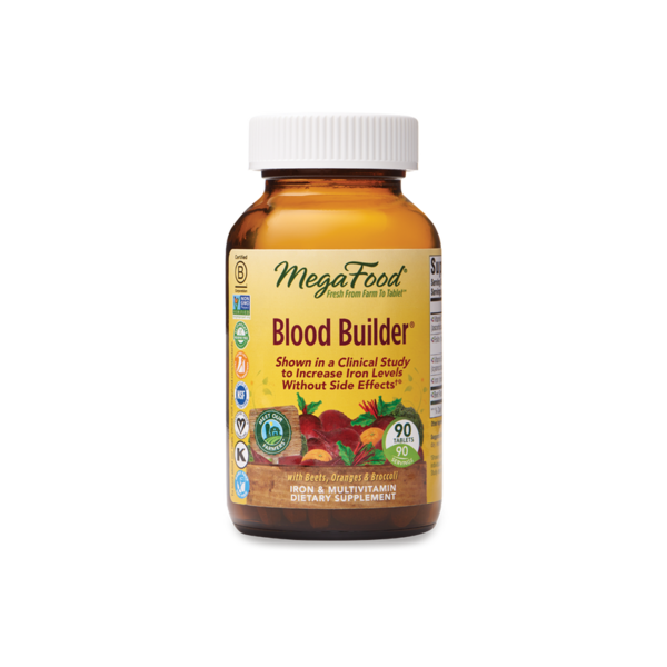 MegaFood Blood Builder 90ct