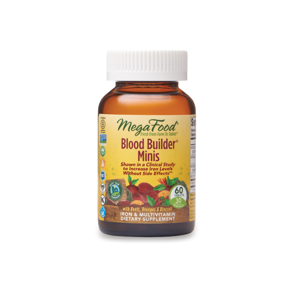 MegaFood Blood Builder Mini 60ct