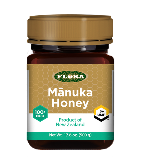 Flora Manuka Honey 100+ MGO/ 5+ UMF 17.6oz